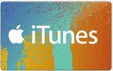 $25 iTunes eGift Card for $13.75 (Raise.com New Customers)