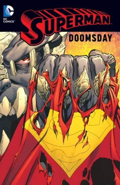Superman: Doomsday (Trade Paperback Graphic Novel)  $8.45