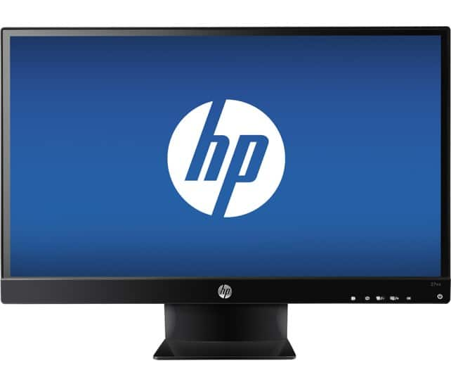 "27"" HP 27VX 1920x1080 IPS LED Monitor (Refurbished)  $125 & More + Free Shipping"
