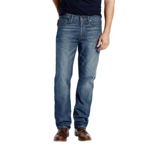 Costco Members: Levi's 514 Men's Straight Fit Jeans (Blue)  $27 + Free S/H