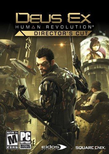 Deus Ex: Human Revolution Director's Cut (PC Digital Code)  $5