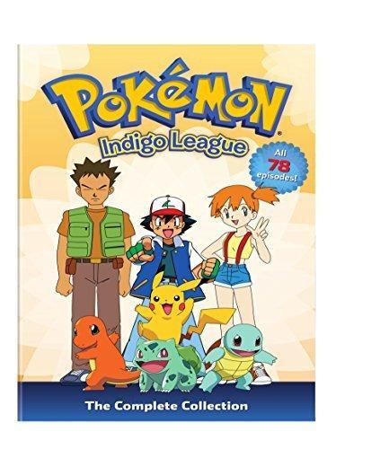 Pokemon Indigo League Complete Collection - $19 (Amazon)