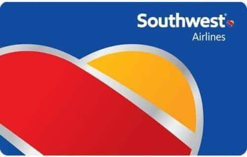 $100 Southwest Airlines Gift Card (Email Delivery)  $92