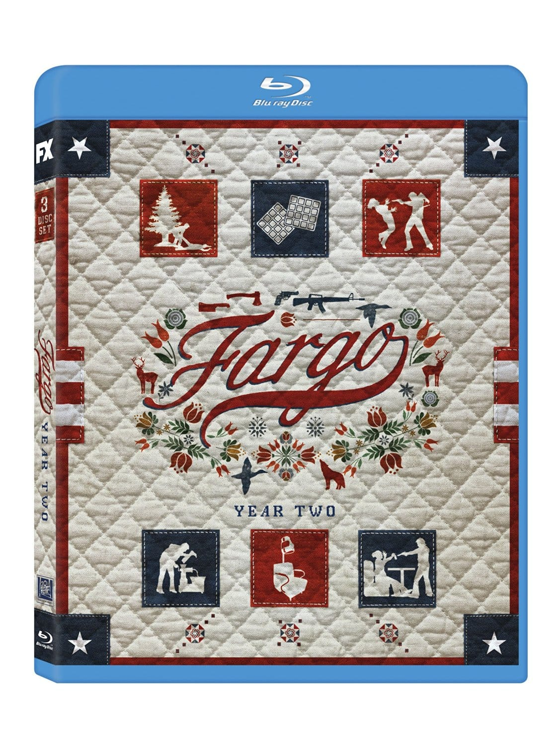 Fargo Season 2 (Blu-ray) $19.99 + Free Store Pickup @ Best Buy