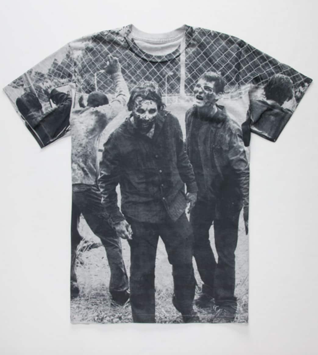 Rook X Mens The Walking Dead T-Shirts $7.99 Each + Free Shipping