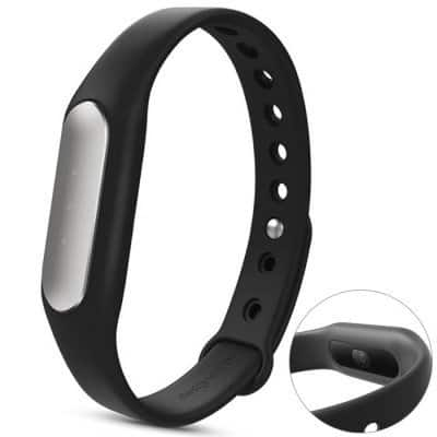 Xiaomi Mi Band 1S Heart Rate Wristband w/ White LED  $12.80 + Free Shipping