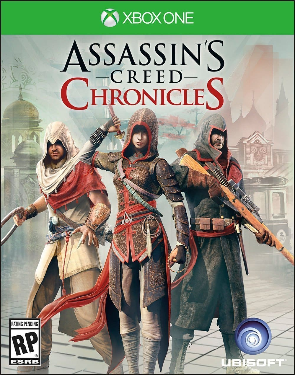 Assassin's Creed Chronicles (Xbox One) $8 @ Amazon