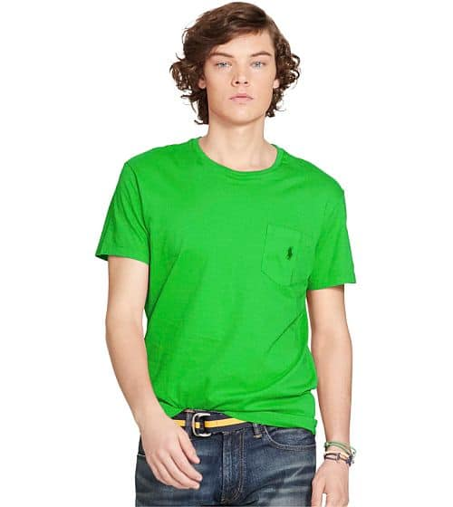 Extra 30% Off Select Men's Polo Ralph Lauren Tees, Classic-Fit Short Sleeve Polos & More + Free Shipping on Orders $25+ @ Bon-Ton