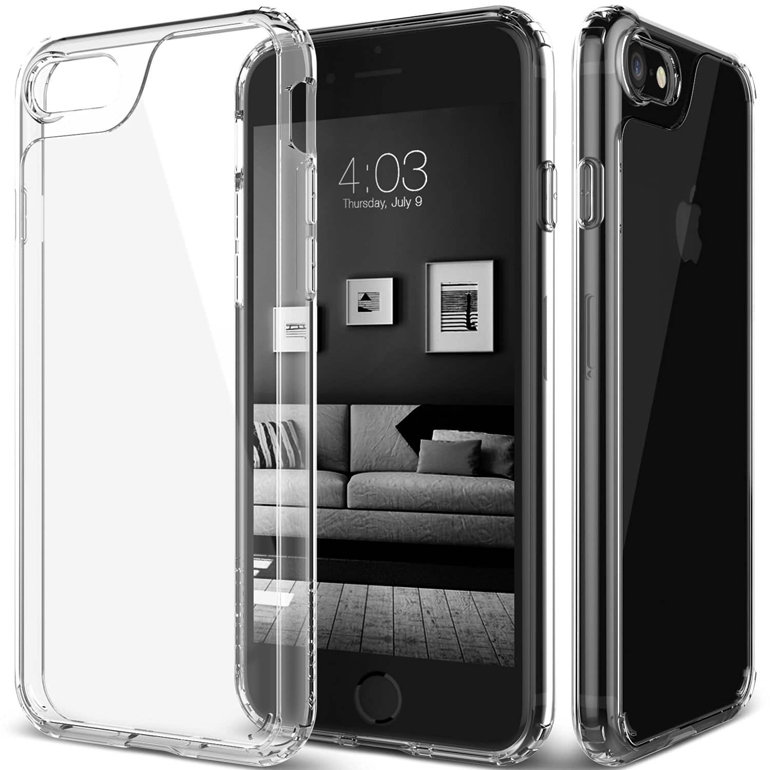 Caseology Waterfall Clear Case for iPhone 7 - $1.99+FS for Prime