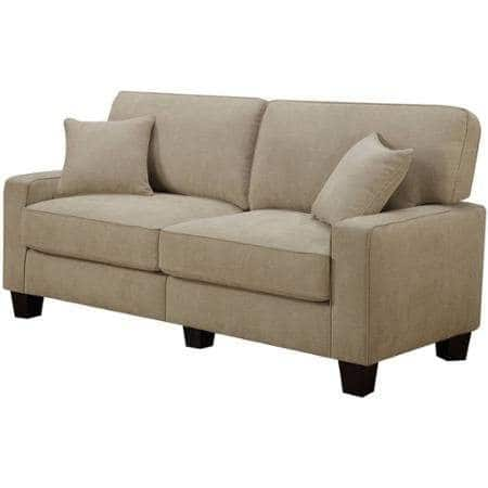 "73"" Serta Navarre Collection Sofa (Beige) $200.99 + Free Shipping"