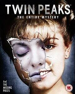 Twin Peaks: The Entire Mystery (Region Free Blu-ray) $27.72 Shipped