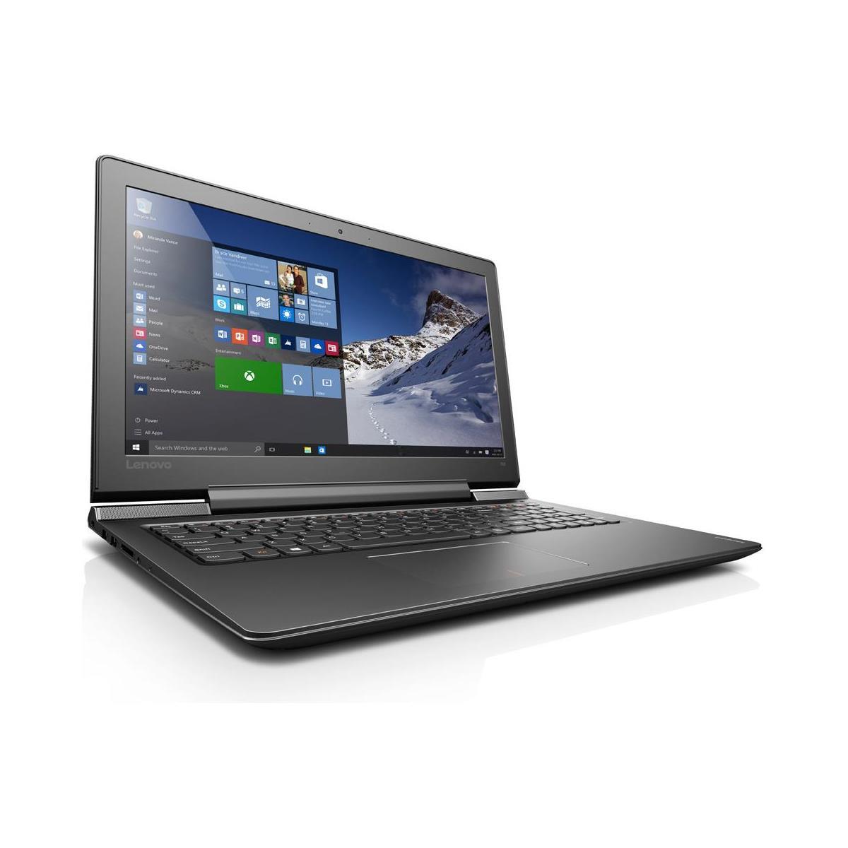 "Lenovo IdeaPad 700 15.6"" Laptop: i7-6700, 16GB DDR4, 256GB SSD + 1TB HDD, 950M  $800 + Free Shipping"