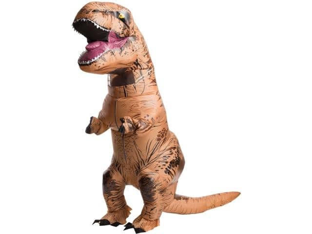 Jurassic World: Adult Inflatable T-Rex Costume + $8 Newegg Gift Card  $60 + Free Shipping