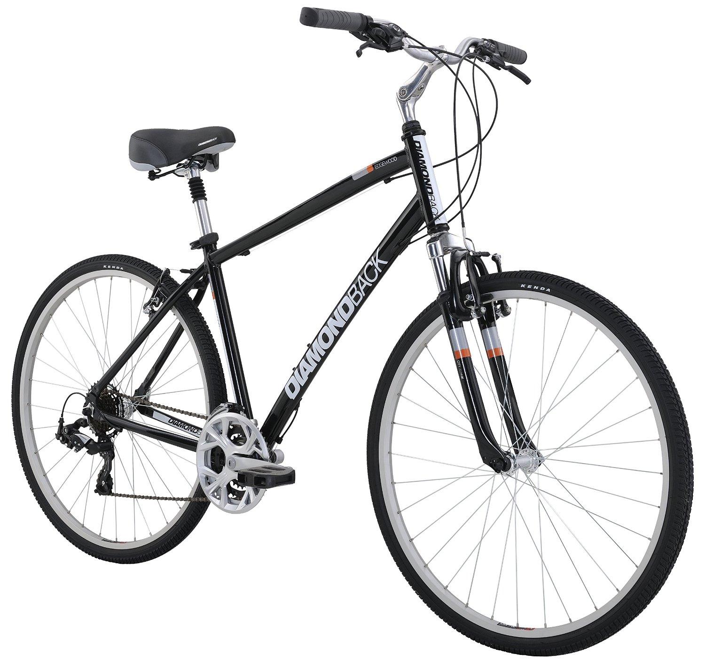 "Diamondback Bicycles 2016 Edgewood Complete Hybrid Bike (19""/ Large) $160"
