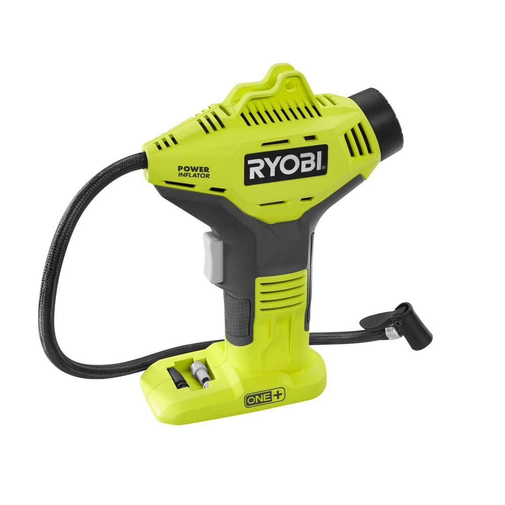 Ryobi 18-Volt ONE+ Power Inflator (Tool-Only) $20 @ Home Depot,  Free Store Pick Up or Free Ship If Order = $45