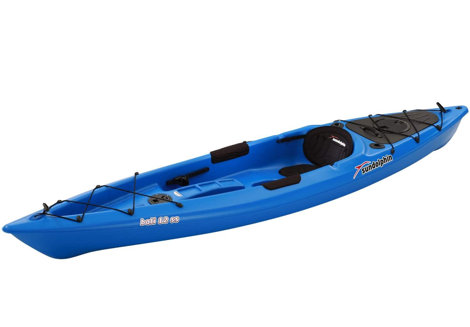 Sun Dolphin Bali SS 12-Foot Sit-on top Kayak (Blue)  $260 + Free Shipping