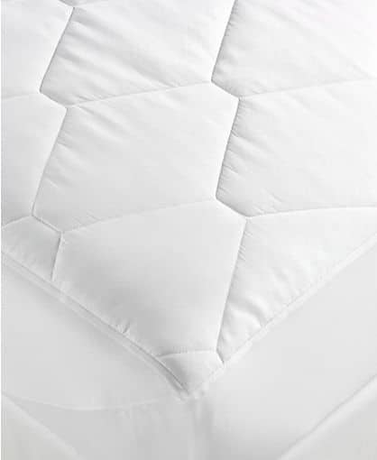 Tommy Hilfiger Home Interlock Mattress Pad (all sizes) $14 each + Free store pickup at Macys or $4 ship