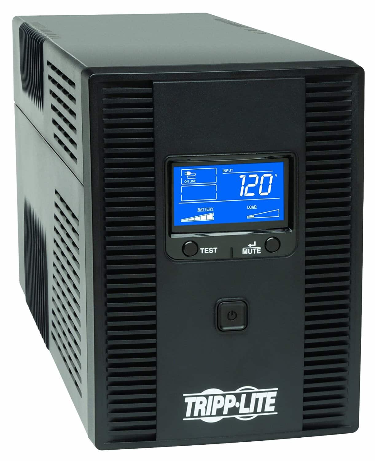 Tripp Lite 1500VA 900W 10-Outlet LCD Battery Back Up UPS (SMART1500LCDT) $119.92 + Free Shipping