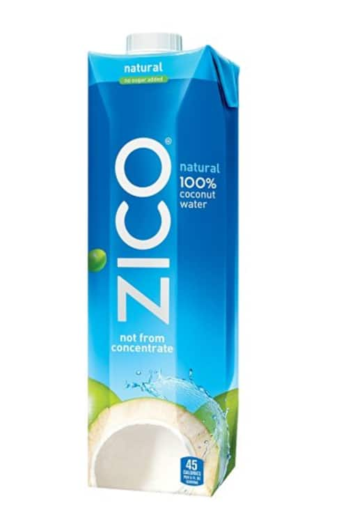 Prime Members: 6-Pack of 33.8oz ZICO Premium Natural Coconut Water $10 + Free Shipping