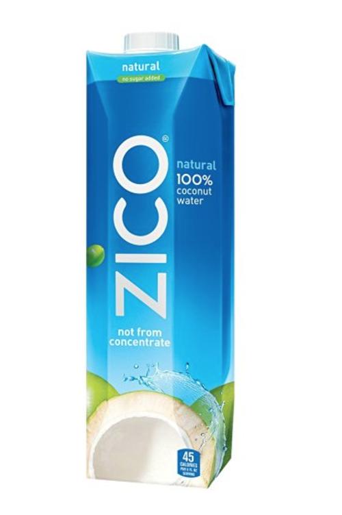 Prime Members: 6-Pack of 33.8oz ZICO Premium Natural Coconut Water $10 + Free Shipping