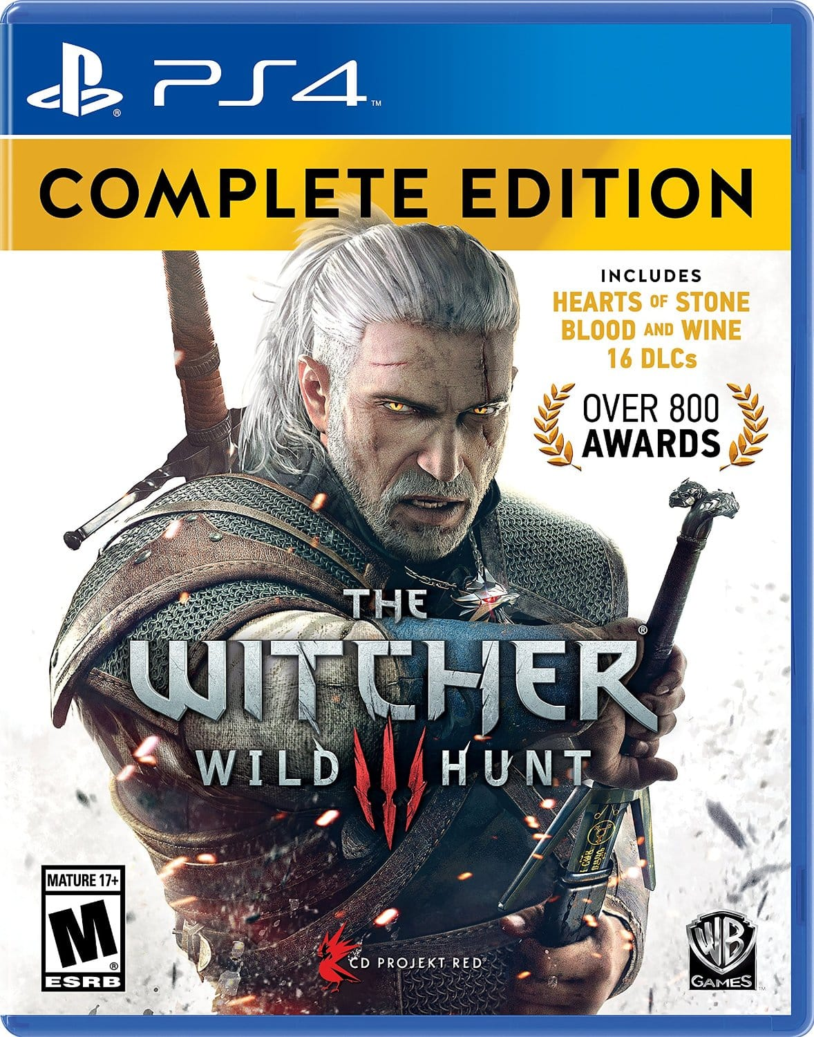 GCU Members: The Witcher 3: Wild Hunt Complete Edition (PS4 or Xbox One) $24.99, Batman: The Telltale Series (PS4 or Xbox One) $15.99 & More + Free Shipping @ Best Buy *11/3-11/5*