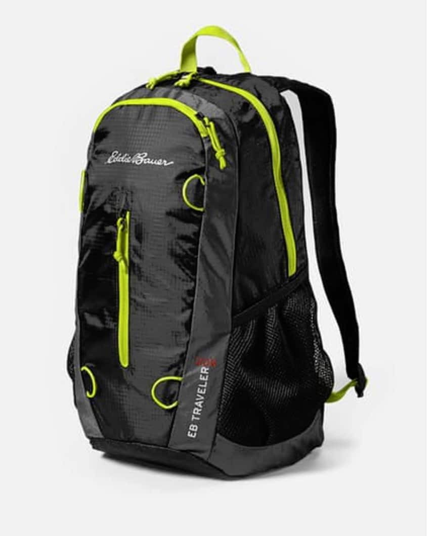 Eddie Bauer Packable Daypack, Duffel or Sling Bag $15.30 Each & More + Free Shipping