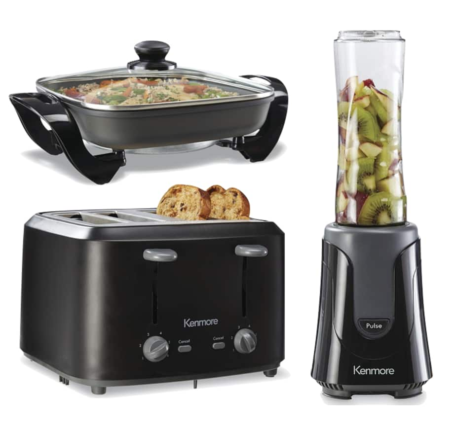 Select Kenmore Kitchen Appliances On Sale From $19.99