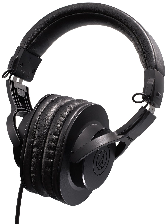 Audio-Technica ATH-M20X Professional Monitor Headphones  $25 + Free S/H