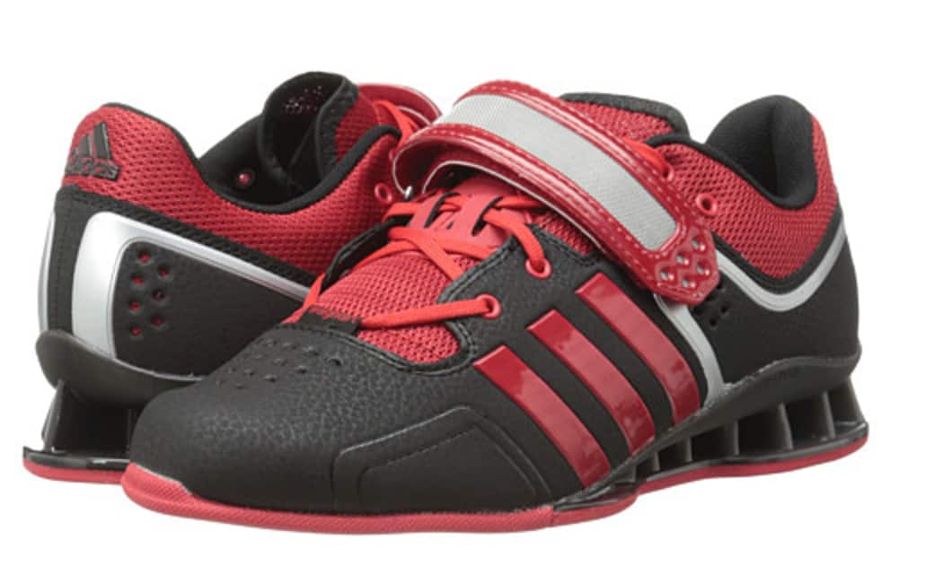 Men S Adipower Weightlifting Shoe What Size To Get