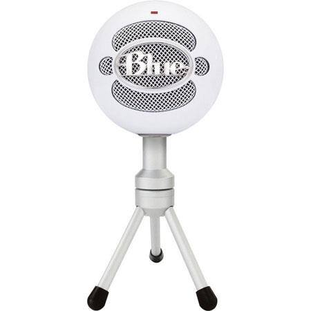 Blue Snowball Microphones: Snowball Ice $30, Professional  $38 After $20 Rebate + Free S/H