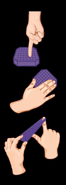 Free Purple Squishy Sample