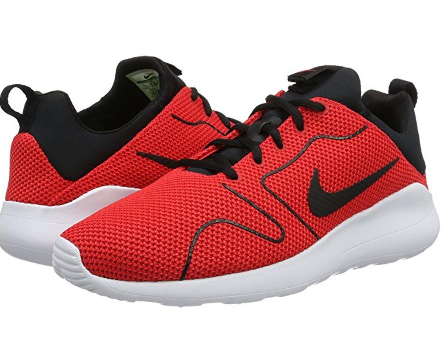 Nike Men's Kaishi 2.0 SE Running Shoes (Red/Black) $39.98 + Free Shipping @ Dickssportinggoods