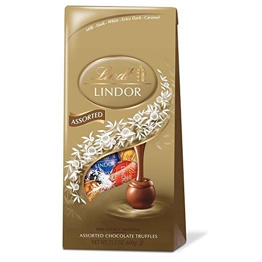 21.2-Oz Lindor Assorted Chocolate Truffles $7.59 + Free Shipping @ Amazon
