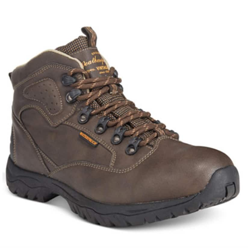 Weatherproof Vintage Men's Waterproof Trailblazer Hiker Boots $33.69 Shipped @ Macy's
