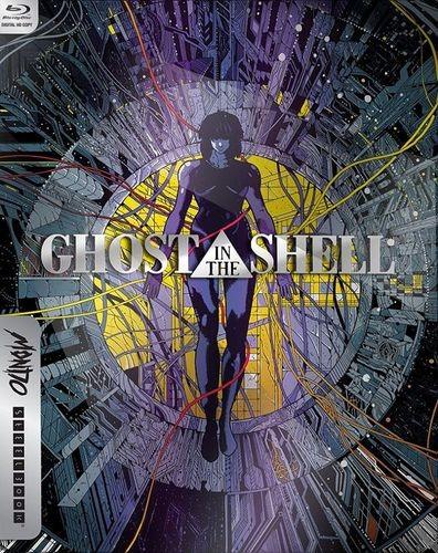 Ghost in the Shell: Steelbook 1996 (Blu-Ray w/ Digital Copy + UV) $10 + Free In-Store Pickup