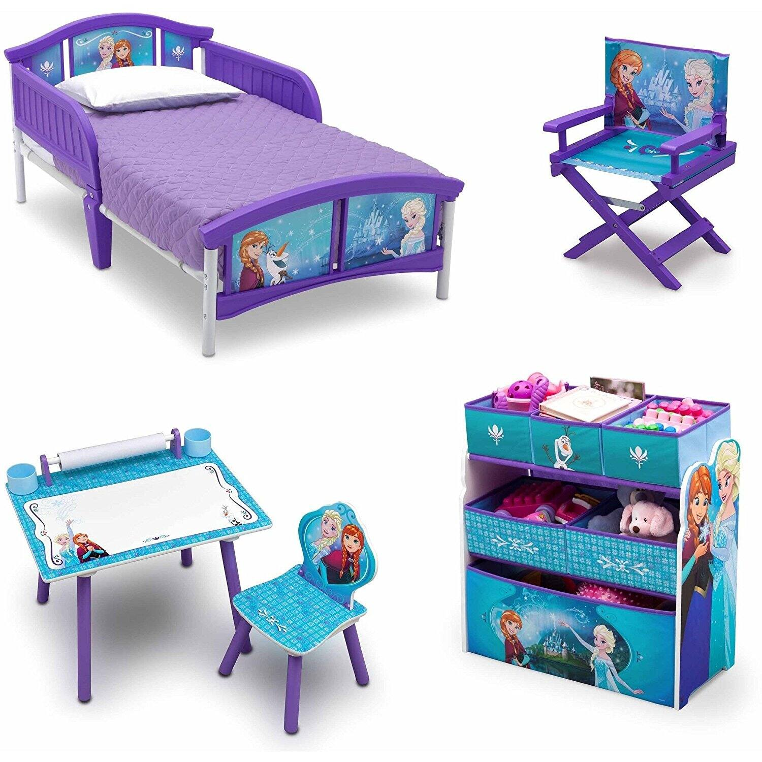 Disney Frozen or Finding Dory Room-in-a-Box with Bonus Chair $75 Each + Free Shipping