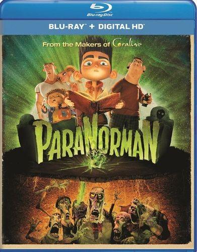 Paranorman (Blu-ray + Digital HD) $3.99 & More + Free Store Pickup