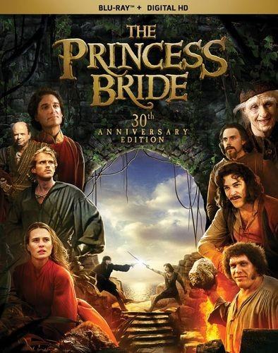 The Princess Bride 30th Anniversary Edition (Blu-ray + Digital HD) $6.99 + Free Store Pickup