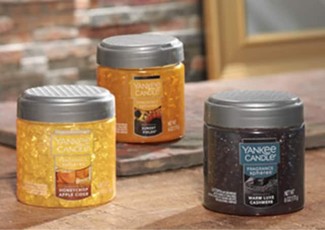 Yankee Candle: Buy 1 Get 2 Free Fragrance Spheres + Shipping (In-Stores or Online)
