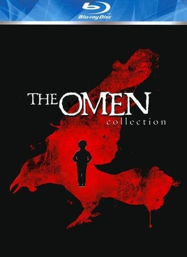 The Omen Collection (Blu-ray) $8.99 + Free Store Pickup