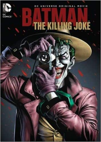 Batman: The Killing Joke (Blu-ray + DVD + Digital HD) $8.99 + Free Store Pickup