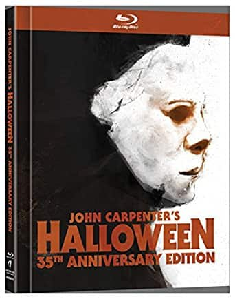Halloween 35th Anniversary Edition Digibook (Blu-ray)  $9 + Free Store Pickup
