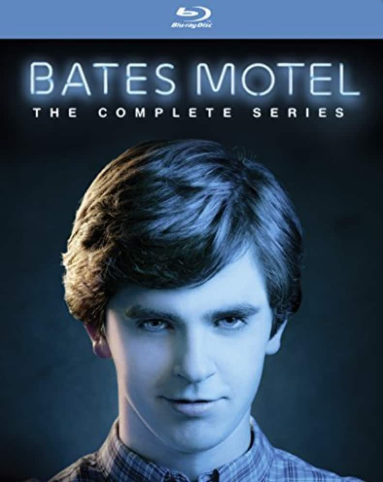 Bates Motel: The Complete Series (Region Free Blu-ray) $30 Shipped