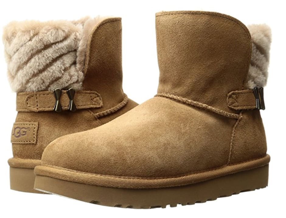UGG Women's Adria Boots (Chestnut, Sizes 6 or 7) $69.88 + Free Shipping