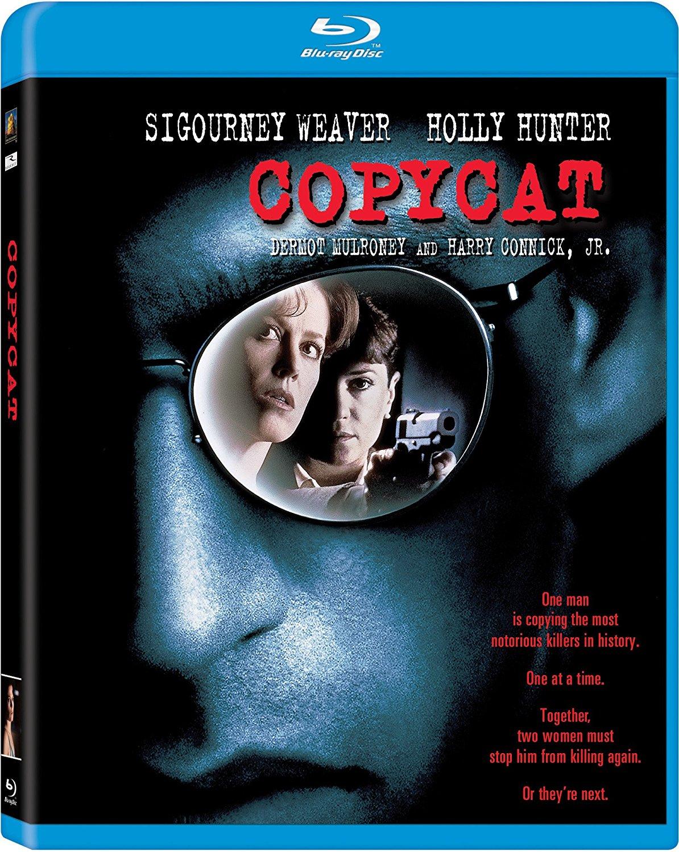 Copycat (Blu-ray) $3.99 + Free Store Pickup