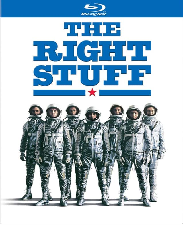 The Right Stuff 30th Anniversary Pre-Order (Blu-ray) $8.79 + Free Shipping