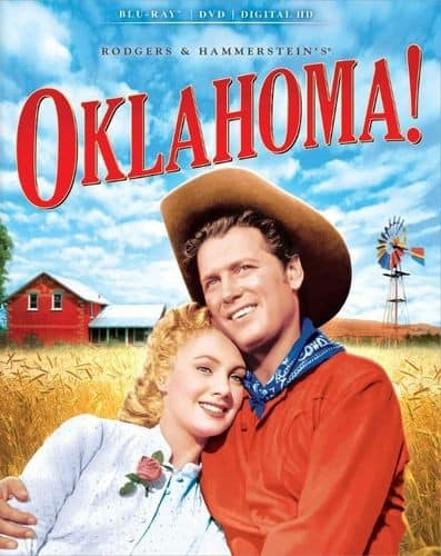 Oklahoma! (1955) (Blu-ray + DVD + Digital HD) $7.99 + Free Shipping