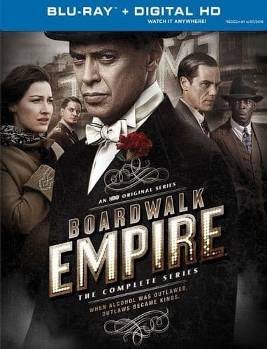 Boardwalk Empire: The Complete Series (Blu-ray + Digital HD) $54.99 & More + Free Shipping