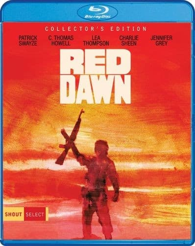 Shout Factory: Red Dawn Collector's Edition (Blu-ray) $12.99 + Free Shipping
