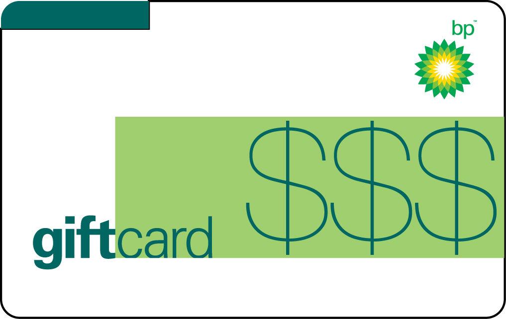 $100 BP Gas Gift Card $94 + Free Shipping